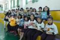 106學年度親子閱讀獎勵計畫領獎(二年1.2.3.4.5.6班)