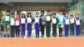 107學年度靖園美術季主題宣導繪畫頒獎~與校長合影