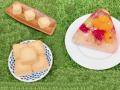 1090610烘焙探索課程-粽型果凍鳳梨酥